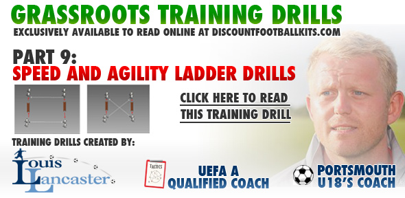 Speed and Agility Ladder Drills				    	    	    	    	    	    	    	    	    	    	5/5							(1)
