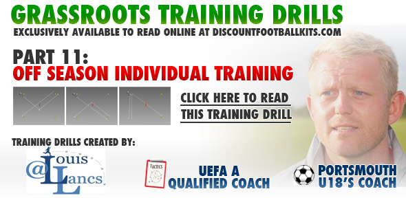 Off-season Individual Training 'Running With the Ball'
