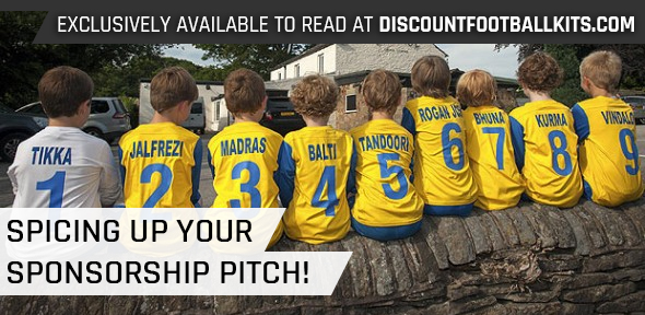 How To Get Sponsorship For Your Football Team   Fundraising Ideas