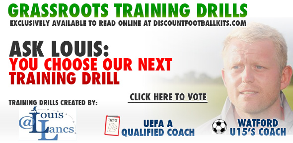 Ask Louis: Vote On The Next Training Drill