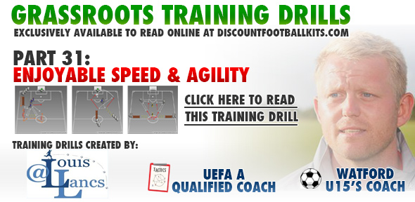 Enjoyable Speed and Agility Drills