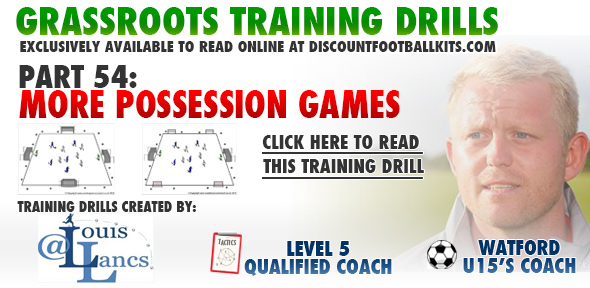 More Possession Games