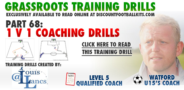 1v1 Coaching Drills