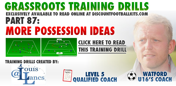 More Possession Ideas for Coaches