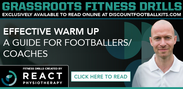 Effective Warm Up: A guide for footballers & coaches				    	    	    	    	    	    	    	    	    	    	4.83/5							(18)