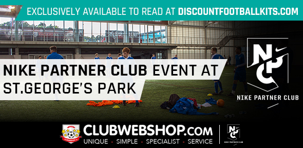 Nike Partner Club Event at St George's Park                                        4.6/5(5)
