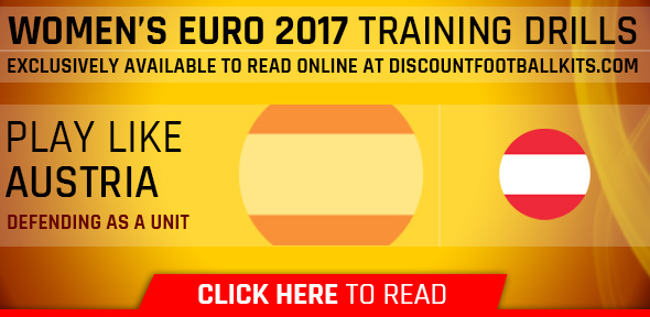 Women's Euro 2017 Training Drills: Austria