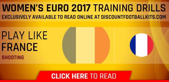 Women's Euro 2017 Training Drills: France