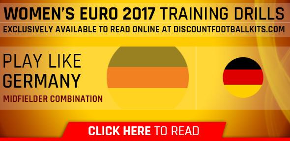 Women's Euro 2017 Training Drills: Germany