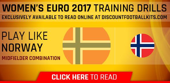 Women's Euro 2017 Training Drills: Norway