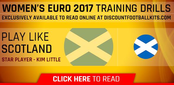 Women's Euro 2017 Training Drills: Scotland