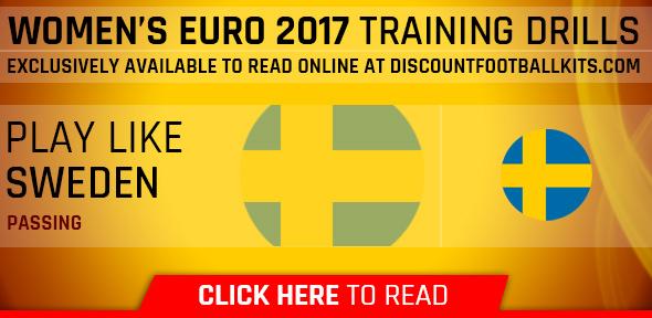Women's Euro 2017 Training Drills: Sweden