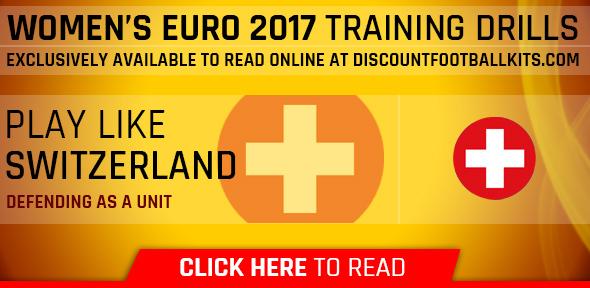 Women's Euro 2017 Training Drills: Switzerland