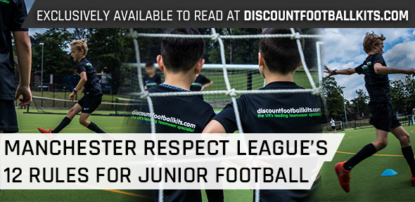 Manchester Respect League's 12 Rules For Junior Football                                        4.27/5(22)