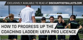 How to Progress Up the Coaching Ladder: UEFA Pro Licence				    	    	    	    	    	    	    	    	    	    	4.25/5							(4)