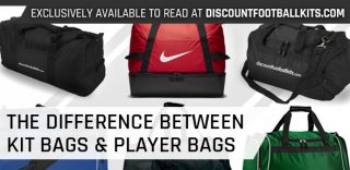 The Difference Between Kit Bags and Player Bags