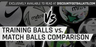 What is the Difference Between a Training Ball and a Match Ball?				    	    	    	    	    	    	    	    	    	    	3.9/5							(10)