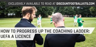 How to Progress Up the Coaching Ladder: UEFA A Licence				    	    	    	    	    	    	    	    	    	    	4.43/5							(14)