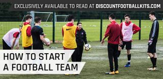 How to Start A Football Team | Setting Up A Grassroots Football Team				    	    	    	    	    	    	    	    	    	    	4.78/5							(107)