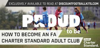How To Become An FA Charter Standard Adult Club				    	    	    	    	    	    	    	    	    	    	4.51/5							(39)
