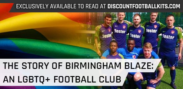 The Story of Birmingham Blaze FC: An LGBTQ+ Sunday League Football Club