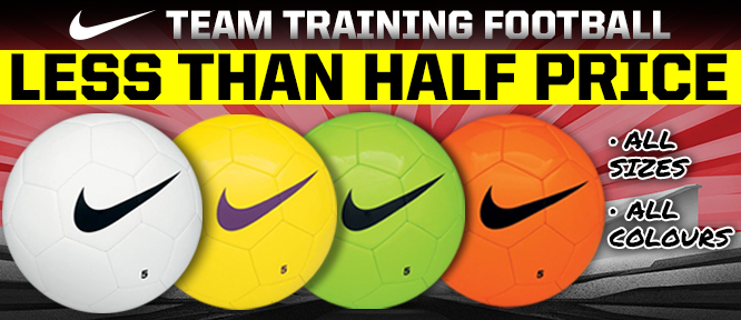 team training ball