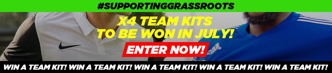 Win a Team Kit
