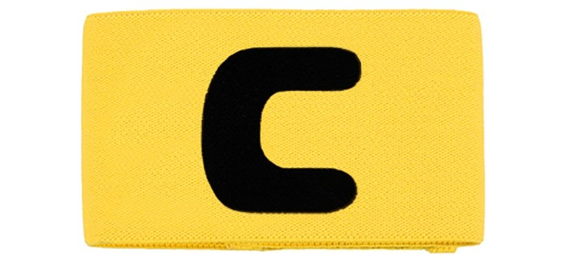 Deluxe Junior Captain Armband