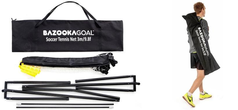 Bazooka Goal Skills Net