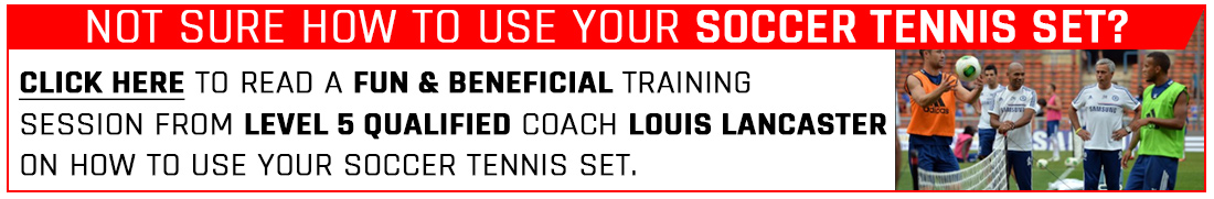 Soccer Tennis Sets. Training can ... 1e540817c74ce
