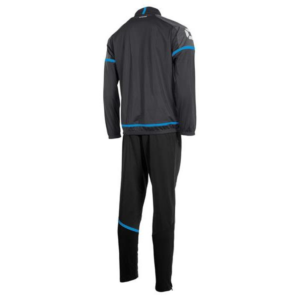 Stanno Prestige Dark Grey/Blue Polyester Suit