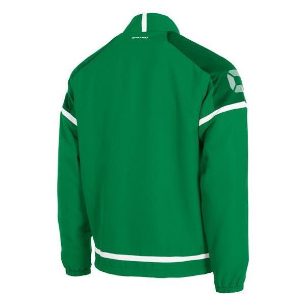 Stanno Prestige Green/White Micro Jacket