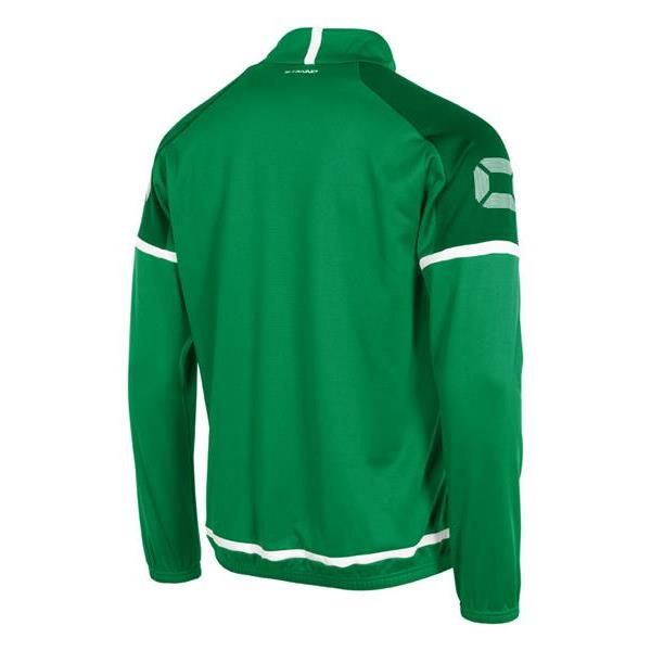 Stanno Prestige Green/White TTS Top Half Zip