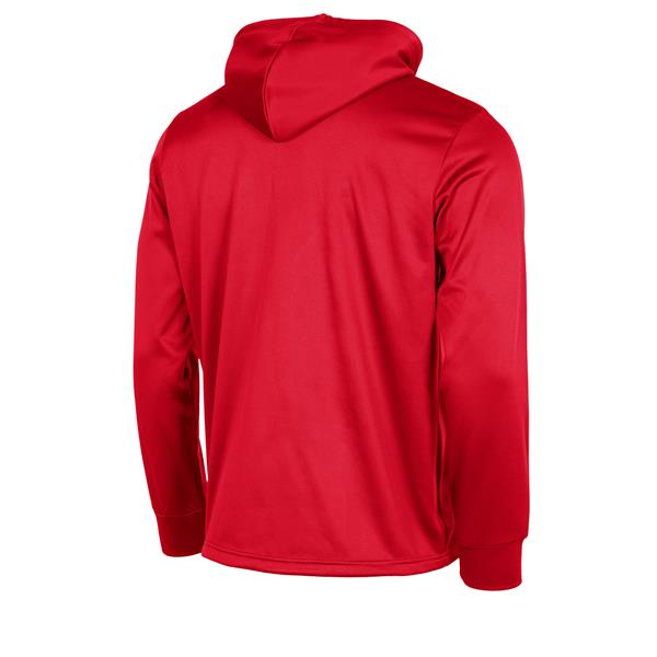 Stanno Field Red Hooded Jacket