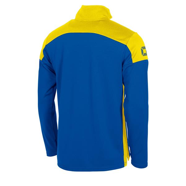 Stanno Pride Royal/Yellow Training 1/4 Zip Top