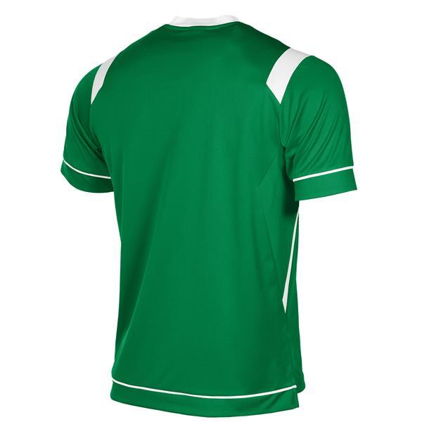 Stanno Arezzo SS Green/White Football Shirt