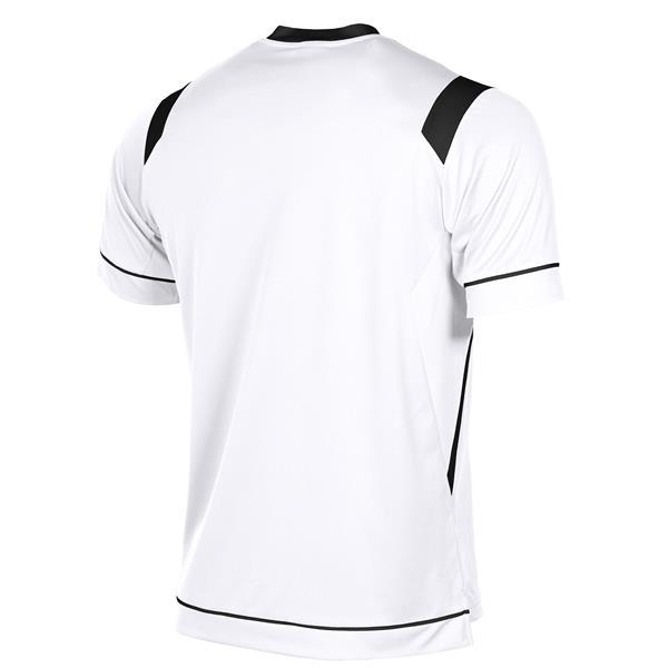 Stanno Arezzo SS White/Black Football Shirt