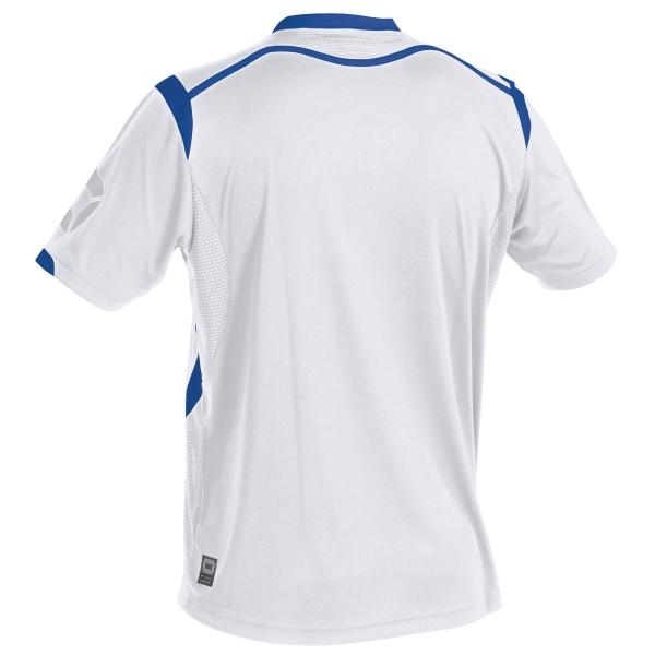 Stanno Torino SS White/Royal Football Shirt