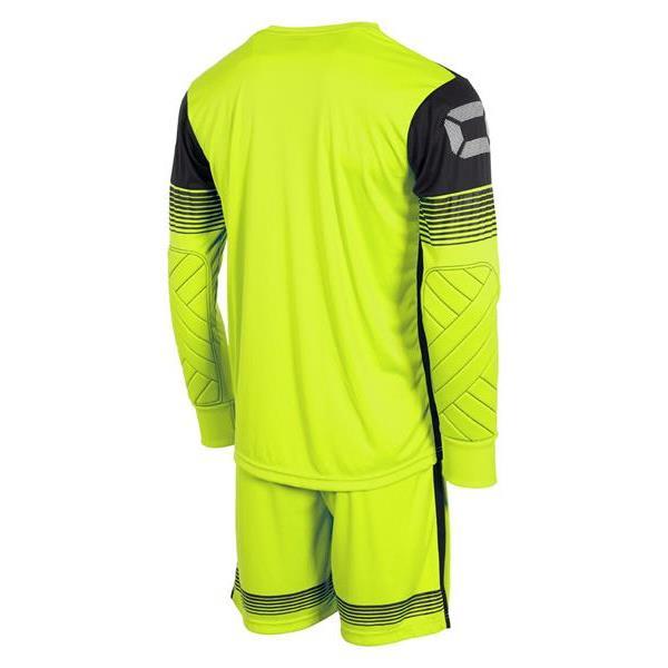 Stanno Yellow/Black Nitro Goalkeeper Shirt & Short