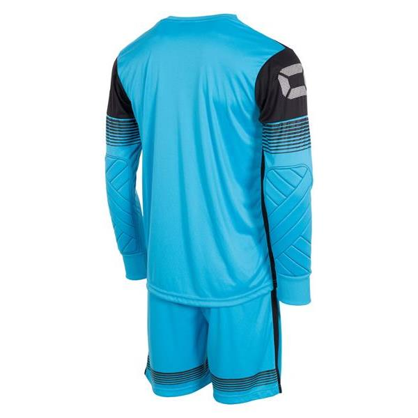 Stanno Blue/Black Nitro Goalkeeper Shirt & Short