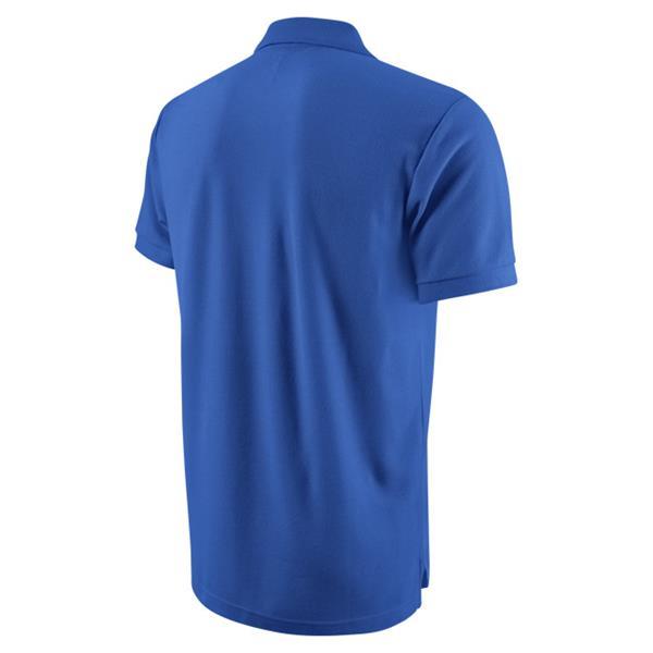 Nike Lifestyle Royal Blue/White Core Polo