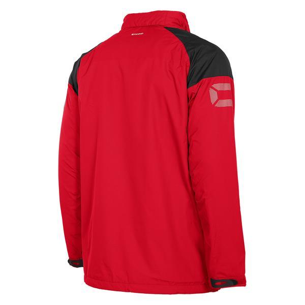 Stanno Centro All Season Jacket Red/Black
