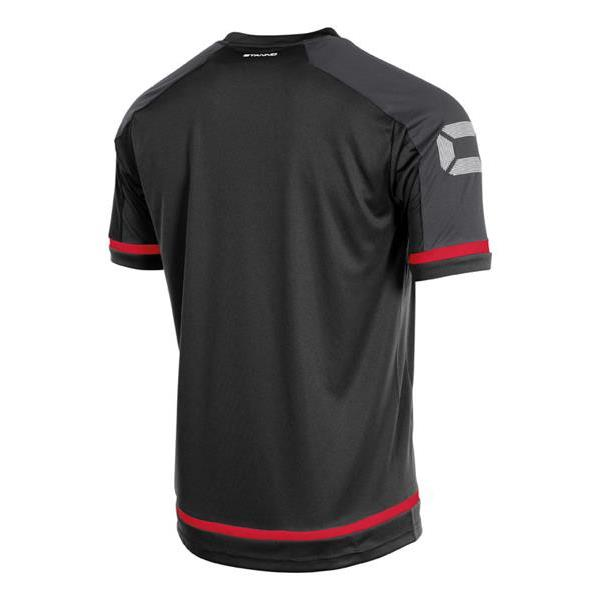 Stanno Prestige Black/Red T-Shirt