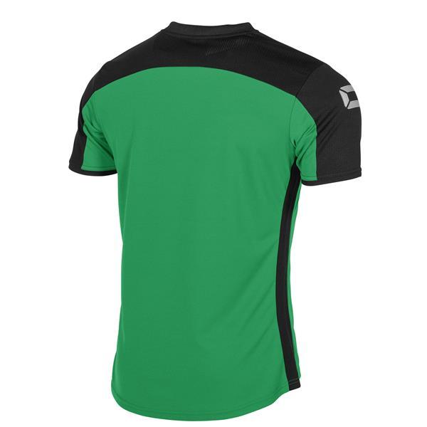 Stanno Pride Black/Green T-Shirt
