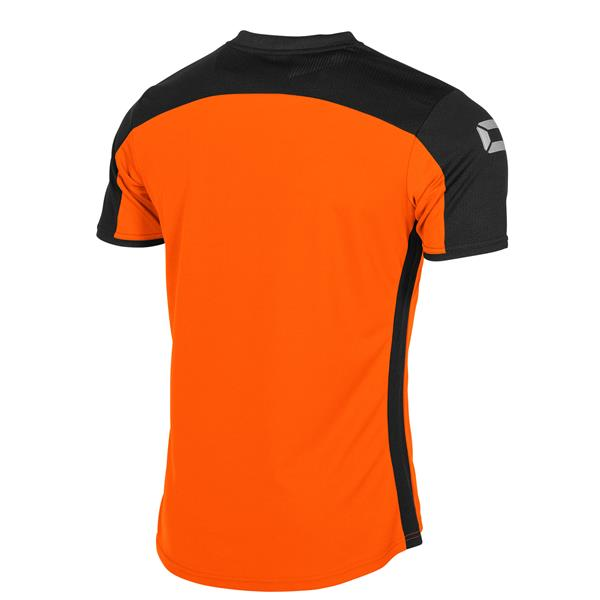 Stanno Pride Black/Orange T-Shirt