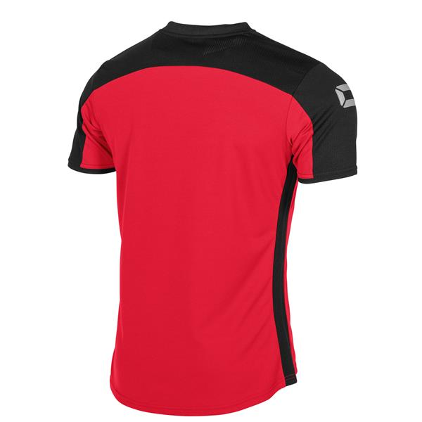 Stanno Pride Red/Black T-Shirt