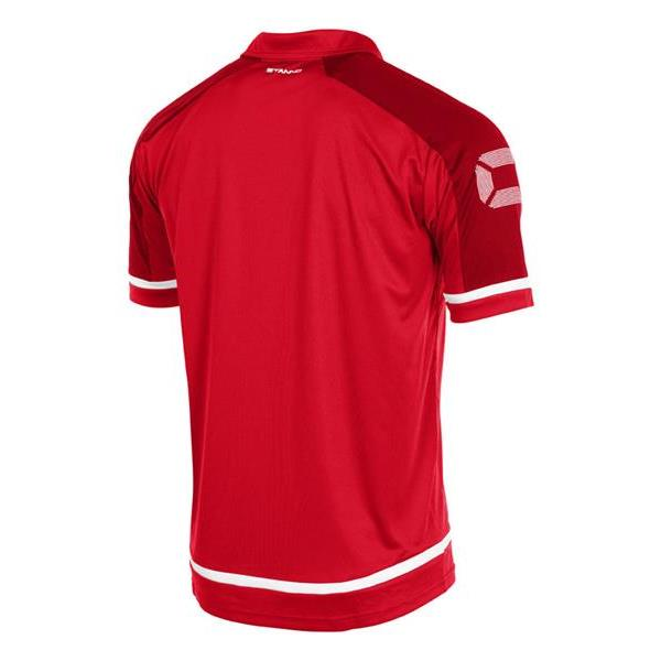 Stanno Prestige Red/White Polo