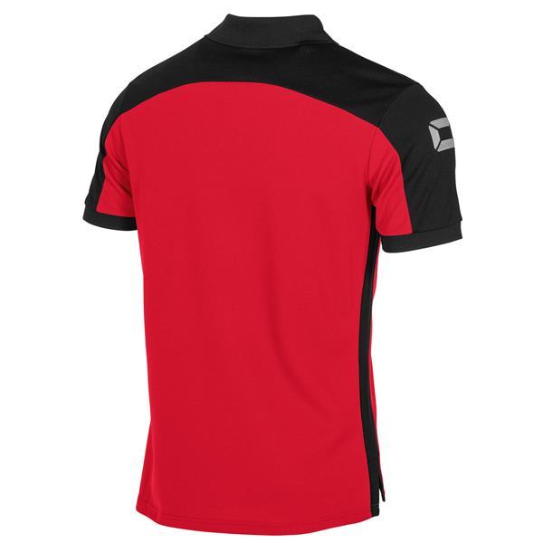 Stanno Pride Red/Black Polo