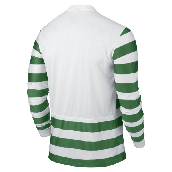 Nike Hoop III Pine Green/White Football Shirt