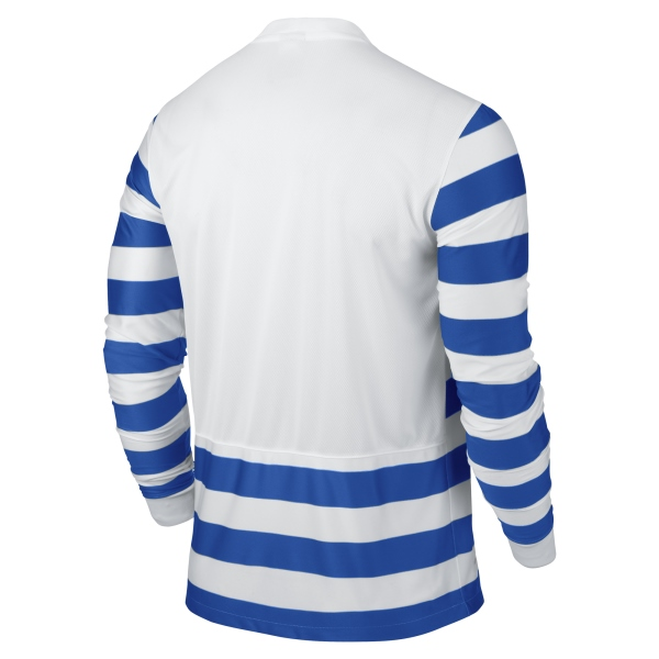 Nike Hoop III Royal/White Football Shirt